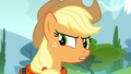 Applejack snapping at Apple Bloom S4E09.png