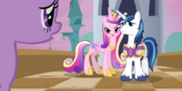 A Canterlot Wedding - Part 1