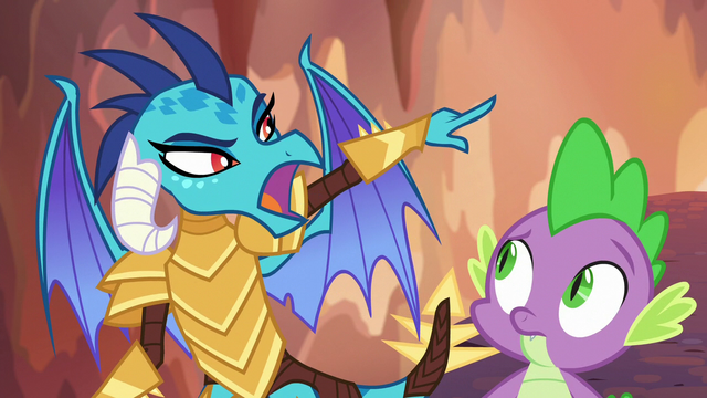 File:Ember tells Spike to get the scepter S6E5.png