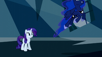 Princess Luna flies after the Tantabus S5E13
