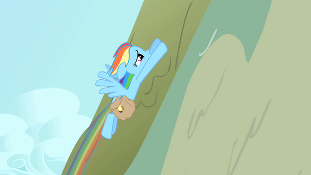 File:Rainbow Dash flying away 3 S1E25.png