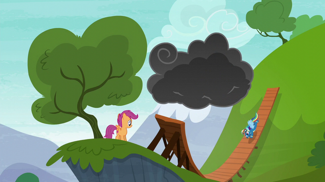 File:Rainbow Dash flying down the ramp S6E7.png