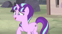 "Starlight ""what are you looking at?!"" S5E2"