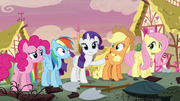 """Rarity """"I can see it!"""" S5E3"""