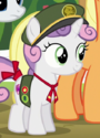 Sweetie Belle Filly Guide ID S6E15