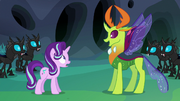 Thorax happy with his new form S6E26.png
