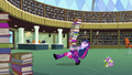 Twilight carrying stack of books EG.png