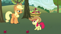 Apple Bloom catches apples in her bucket S7E9.png
