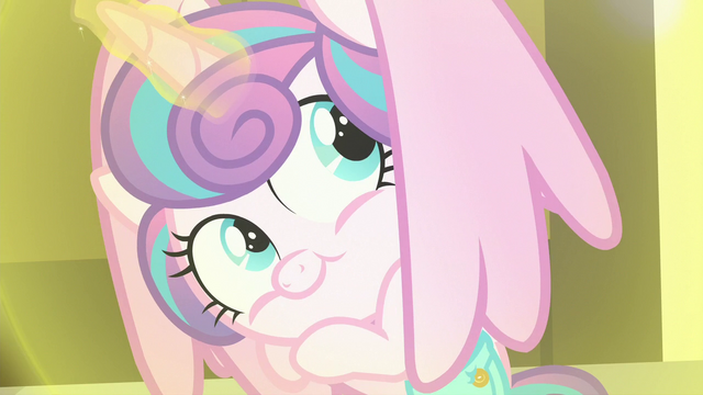 File:Flurry Heart smiling at Twilight Sparkle again S7E3.png