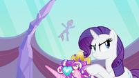 Rarity just a noise S3E12