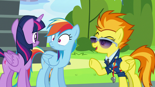 "File:Spitfire ""they might even be better than you"" S6E24.png"