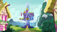 Castle of Friendship exterior S6E20