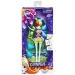 Legend of Everfree Geometric Assortment Rainbow Dash doll packaging