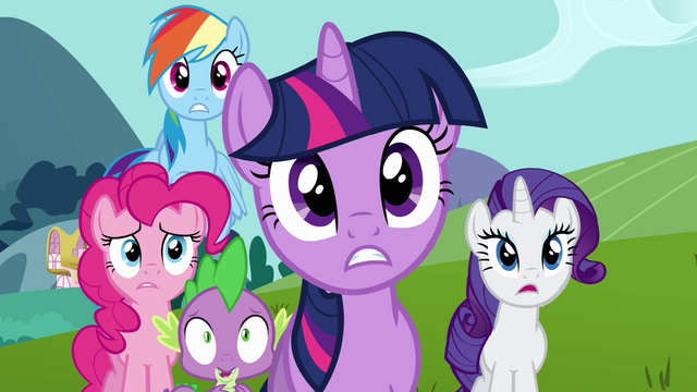 File:Main characters shocked S3E10.png