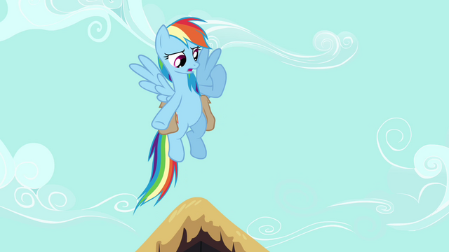 "File:Rainbow Dash ""should've hosted the Games"" S03E12.png"