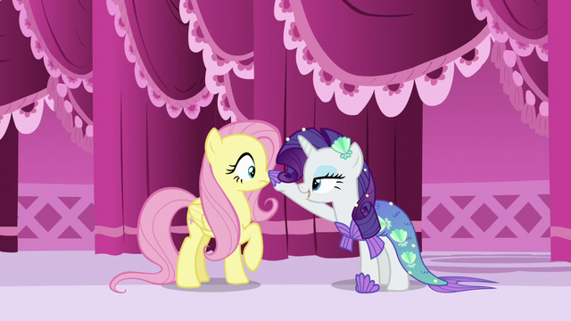 File:Rarity boops Fluttershy's nose S5E21.png