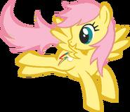 FANMADE Rainbow Dash Fluttershy pallette swap by Mewkat14