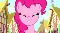 Pinkie Pie squee S4E12