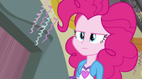 Pinkie Pie straight face EG