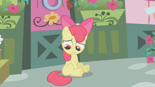 File:Apple Bloom getting upset S1E12.png