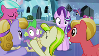 """Crystal Ponies """"it most certainly is!"""" S6E1"""