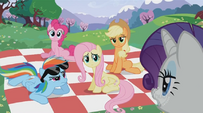 Main ponies Confusion S2E03