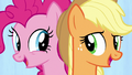 "Applejack and Pinkie ""we're a work in progress"" S7E14.png"
