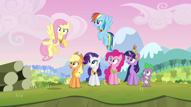 "File:Fluttershy ""they won't listen to a word I say"" S03E10.png"