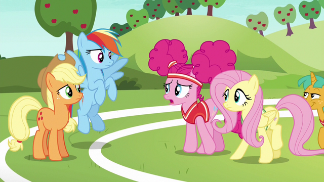 """File:Pinkie """"practice was supposed to make us better"""" S6E18.png"""