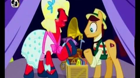 European Portuguese Sisterhood - Song - My Little Pony