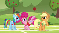 """Pinkie Pie """"this game is easy!"""" S6E18"""