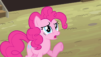 Pinkie Pie 'You and Fluttershy write each other letters' S4E11