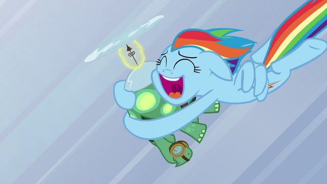 """File:Rainbow sings """"so you can stay with me"""" and hugs Tank S5E5.png"""