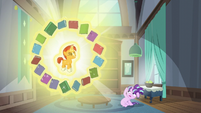 Sunburst shines bright S5E26