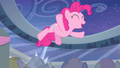 Pinkie Pie hopping with excitement S4E24.png