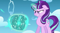 Starlight teleports bag to her S5E26