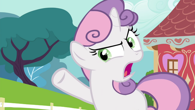 "File:Sweetie ""and super-cool ponies!"" S4E15.png"