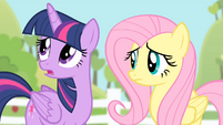 Twilight '...but I think Applejack is right' S4E07