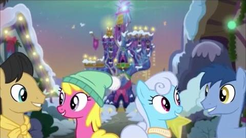 MLP FiM - Hearth's Warming Eve Is Here Once Again (Finnish)