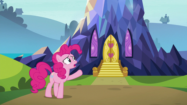 """File:Pinkie Pie """"this place grew out of nowhere"""" S7E4.png"""
