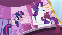 Rarity lost ribbon S2E03