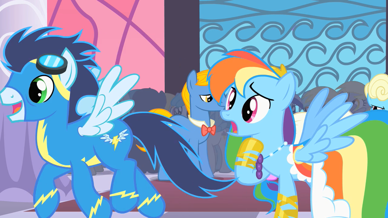 Soarin | My Little Pony Friendship is Magic Wiki | FANDOM powered ...