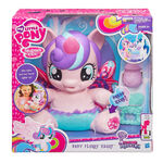 Explore Equestria Baby Flurry Heart plush packaging
