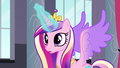 Princess Cadance using her magic S5E10.png