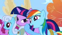 Rainbow joking S01E13