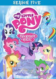 Season 5 DVD cover