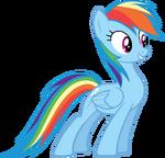 Canterlot Castle Rainbow Dash 5