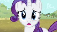 "Rarity ""Who? Applejack?"" S4E13"