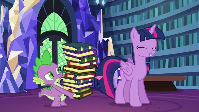 """File:Twilight Sparkle """"it's a quick presentation"""" S6E21.png"""