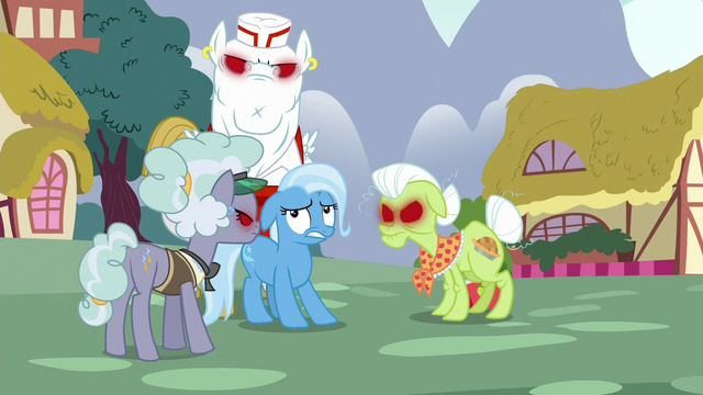 File:Anger-infected ponies surround Trixie again S7E2.png